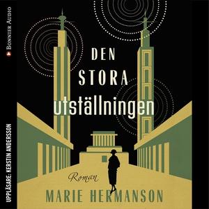 Den stora utställningen (ljudbok) av Marie Herm