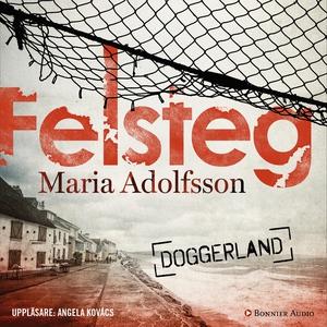 Felsteg (ljudbok) av Maria Adolfsson