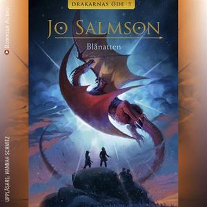 Blånatten (ljudbok) av Jo Salmson