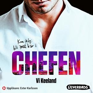 Chefen (ljudbok) av Vi Keeland