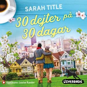 30 dejter på 30 dagar (ljudbok) av Sarah Title