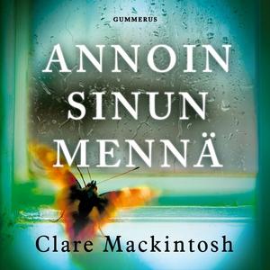 Annoin sinun mennä (ljudbok) av Clare Mackintos