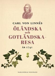 Öländska och gotländska resan 1741 (e-bok) av C