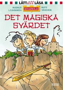 Det magiska svärdet (e-bok) av Magnus Ljunggren