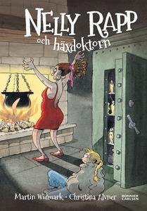 Nelly Rapp och häxdoktorn (e-bok) av Martin Wid