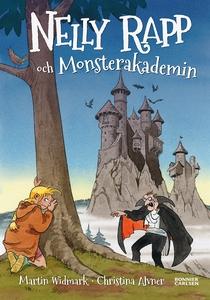 Nelly Rapp och monsterakademin (e-bok) av Marti