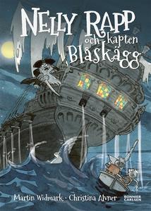 Nelly Rapp och kapten Blåskägg (e-bok) av Marti