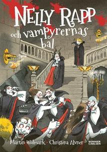 Nelly Rapp och vampyrernas bal (e-bok) av Marti