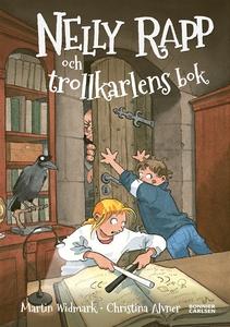 Nelly Rapp och trollkarlens bok (e-bok) av Mart