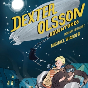 Morfars hemlighet (ljudbok) av Michael Wiander