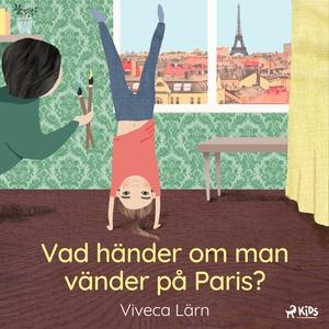 Vad händer om man vänder på Paris? (ljudbok) av