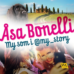 My som i @my_story (ljudbok) av Åsa Bonelli
