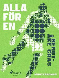 Alle för en (e-bok) av Bengt-Åke Cras
