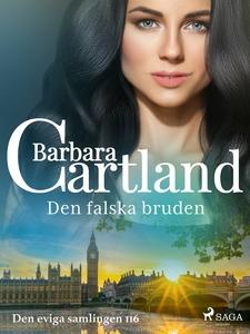 Den falska bruden (e-bok) av Barbara Cartland