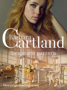 Den svarte pantern (e-bok) av Barbara Cartland