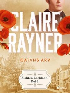 Gatans arv (e-bok) av Claire Rayner