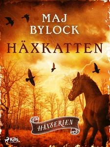 Häxkatten (e-bok) av Maj Bylock