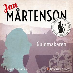 Guldmakaren (ljudbok) av Jan Mårtenson