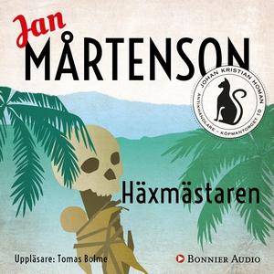 Häxmästaren (ljudbok) av Jan Mårtenson