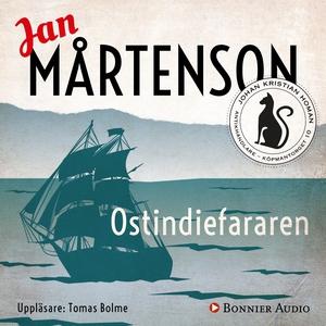 Ostindiefararen (ljudbok) av Jan Mårtenson