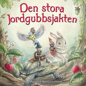 Den stora jordgubbsjakten (ljudbok) av Oskar Kä