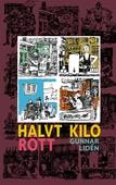 Halvt kilo rött: Teckningar och dikter från Grekland 2015-2016