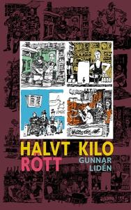 Halvt kilo rött: Teckningar och dikter från Gre