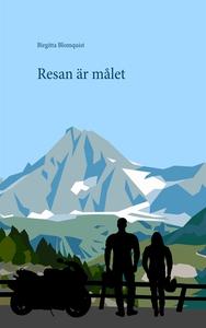 Resan är målet (e-bok) av Birgitta Blomquist