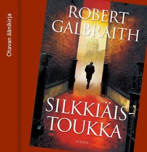 Silkkiäistoukka (ljudbok) av Robert Galbraith