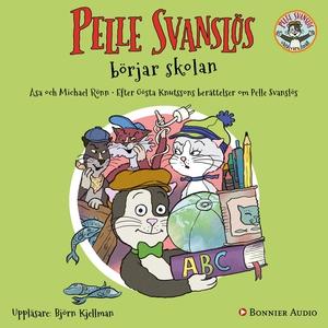 Pelle Svanslös börjar skolan (ljudbok) av Gösta