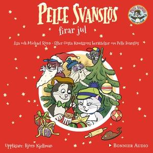 Pelle Svanslös firar jul (ljudbok) av Gösta Knu