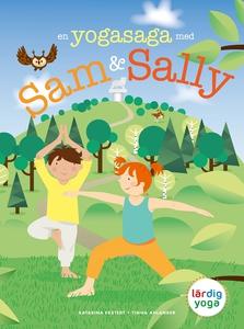 En yogasaga med Sam och Sally (e-bok) av Katari
