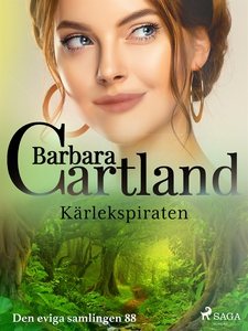 Kärlekspiraten (e-bok) av Barbara Cartland