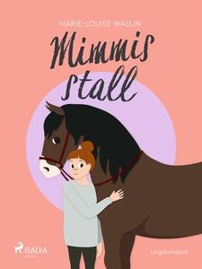 Mimmis stall (e-bok) av Marie-Louise Wallin