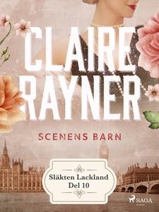 Scenens barn (e-bok) av Claire Rayner