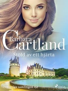 Stöld av ett hjärta (e-bok) av Barbara Cartland