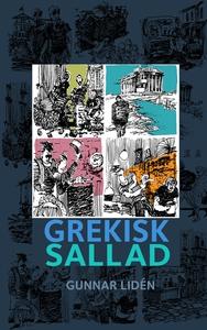 Grekisk sallad: Teckningar och dikter från Grek