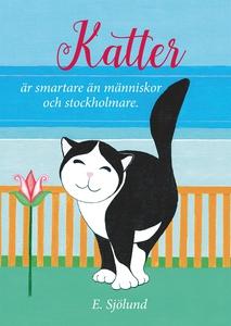 Katter är smartare än människor och stockholmar