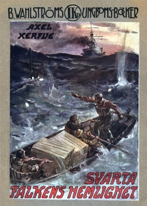 Svarta Falkens hemlighet (e-bok) av Axel Kerfve
