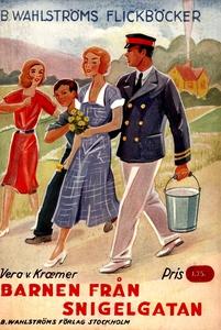 Barnen från Snigelgatan (e-bok) av Vera von Kræ