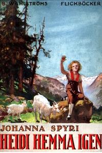 Heidi, hemma igen (e-bok) av Johanna Spyri
