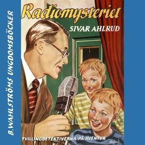 Tvillingdetektiverna 3 - Radio-mysteriet (ljudb