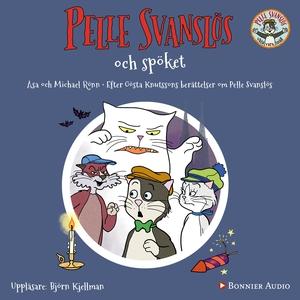 Pelle Svanslös och spöket (ljudbok) av Gösta Kn