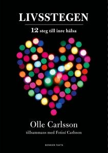 Livsstegen : 12 steg till inre hälsa (e-bok) av