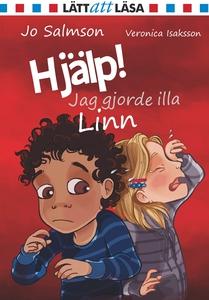 Hjälp! Jag gjorde illa Linn (e-bok) av Jo Salms