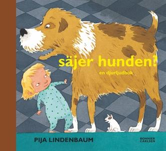 Säjer hunden? (e-bok) av Pija Lindenbaum