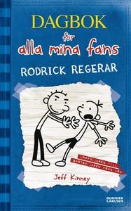 Rodrick regerar : Dagbok för alla mina fans (e-