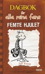 Femte hjulet (e-bok) av Jeff Kinney