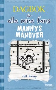 Mannys manöver (e-bok) av Jeff Kinney