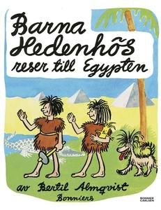 Barna Hedenhös reser till Egypten (e-bok) av Be